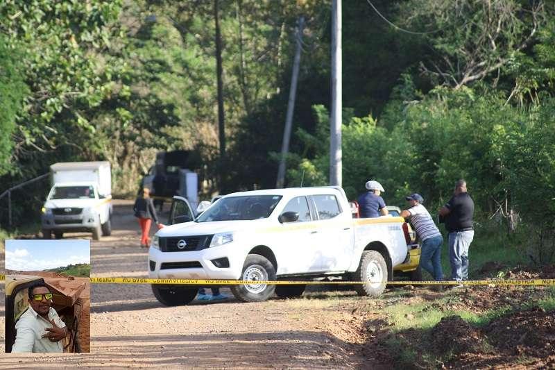 Taxista asesinado en Capira. Foto: Eric Ariel Montenergo