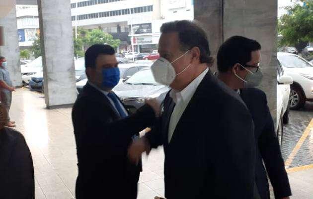Juan Carlos Varela es indagado por quinta vez