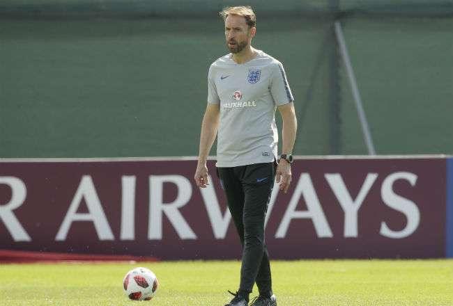 Gareth Southgate trabaja con la selección de Inglaterra desde 2016.