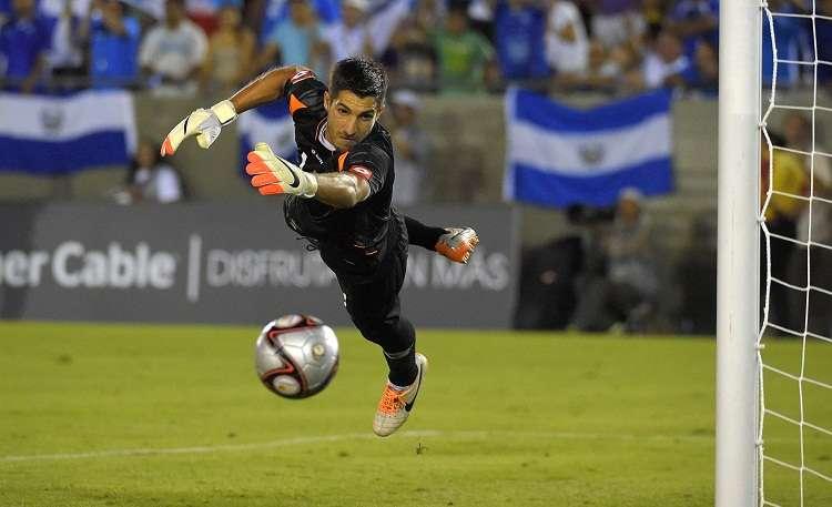 Jaime Penedo dijo que fue un placer representar al país. Foto: AP