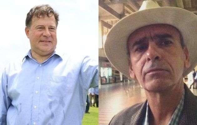 Pastor y exmandatario panameño coinciden en nombre. Foto/Redes Sociales