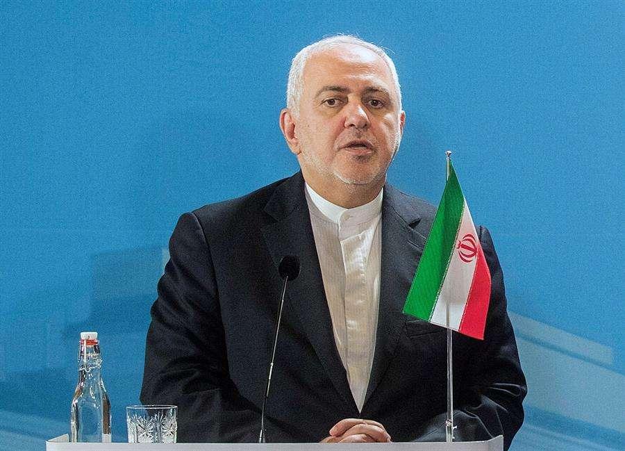 En la imagen aparece el jefe de la Guardia Revolucionaria iraní, Hosein Salamí. EFE