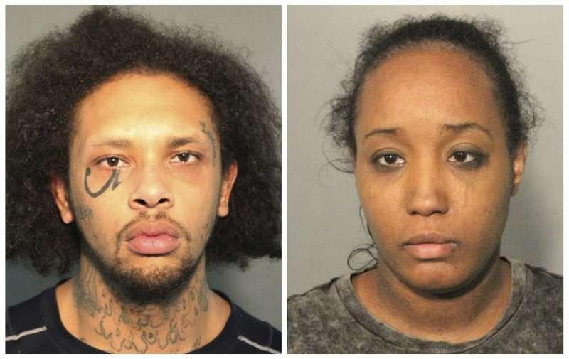 La pareja ha dicho que las acusaciones son falsas. Foto: AP