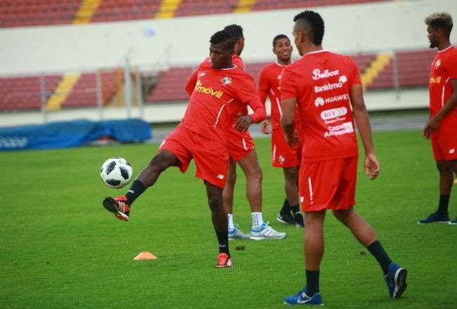 El jugador panameño José Fajardo. Foto: Anayansi Gamez
