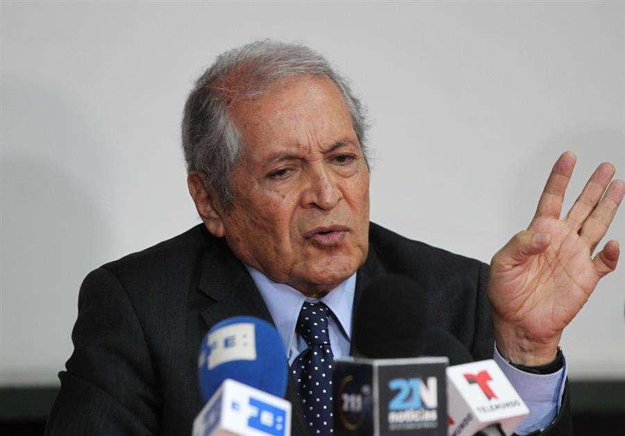 """El abogado del narcotraficante mexicano Joaquín """"el Chapo"""" Guzmán, José Luis González Meza. EFE"""
