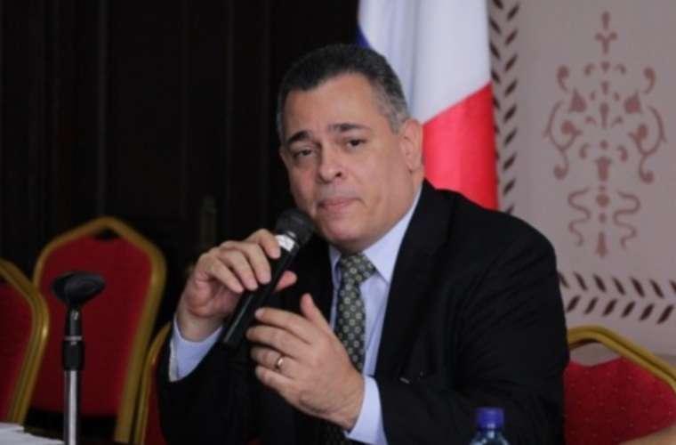 En la imagen el director de la Caja de Seguro Social (CSS) Julio García Valarini. Foto: Archivo