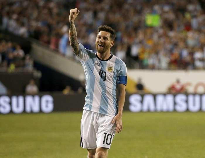Messi, de 31 años, había jugado por última vez con la casaca de Argentina en la eliminación a manos de Francia en los octavos de final del Mundial 2018. Foto: EFE