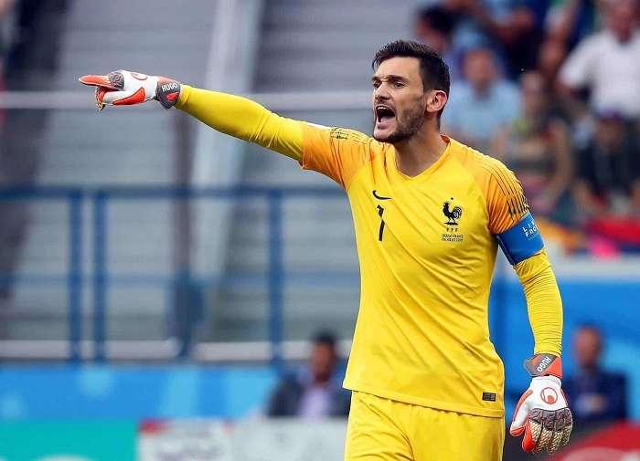 El portero Hugo Lloris, capitán del Tottenham Hotspur y de la selección francesa. EFE/Archivo