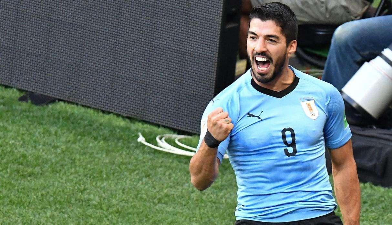 Luis Suárez es uno de los convocados por el equipo de Uruguay.
