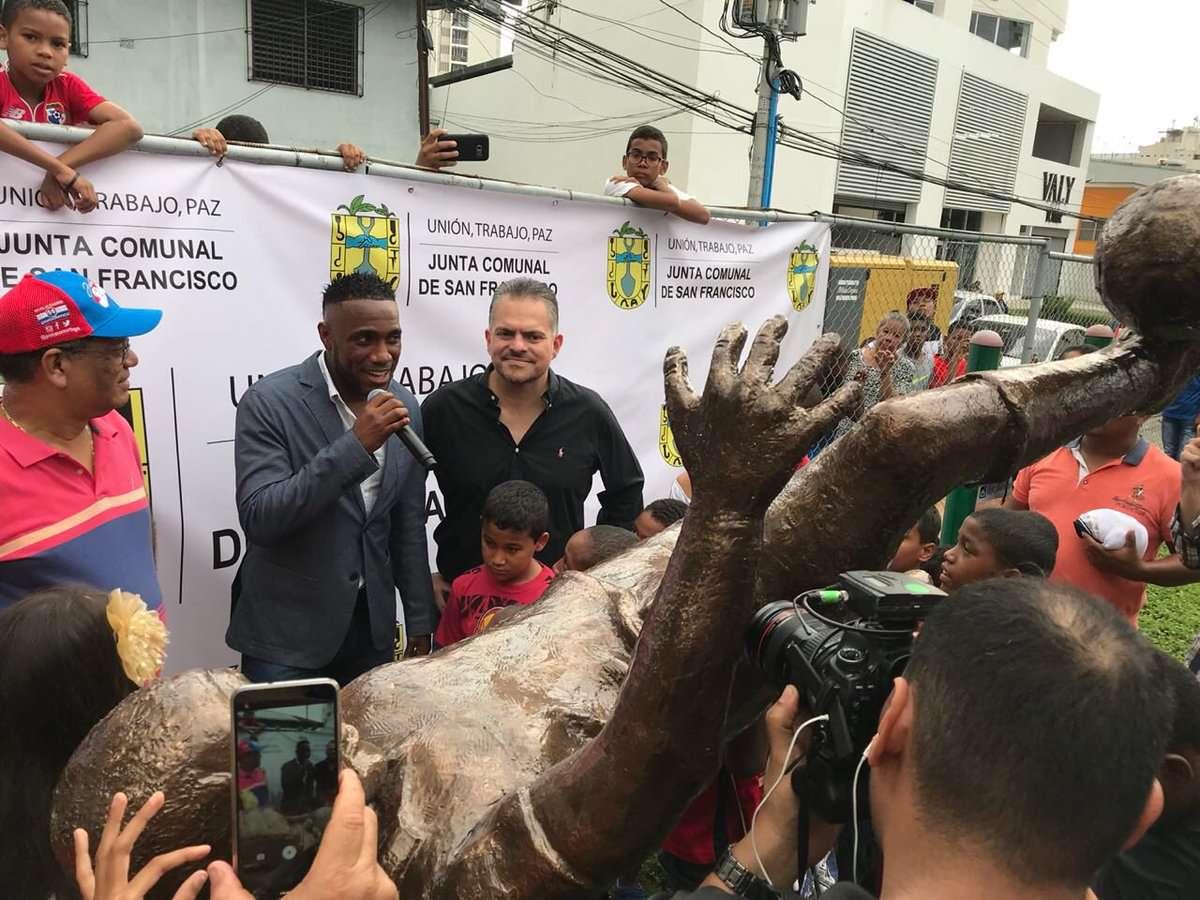 Luis Tejada, exatacante de la selección de Panamá. /EFE