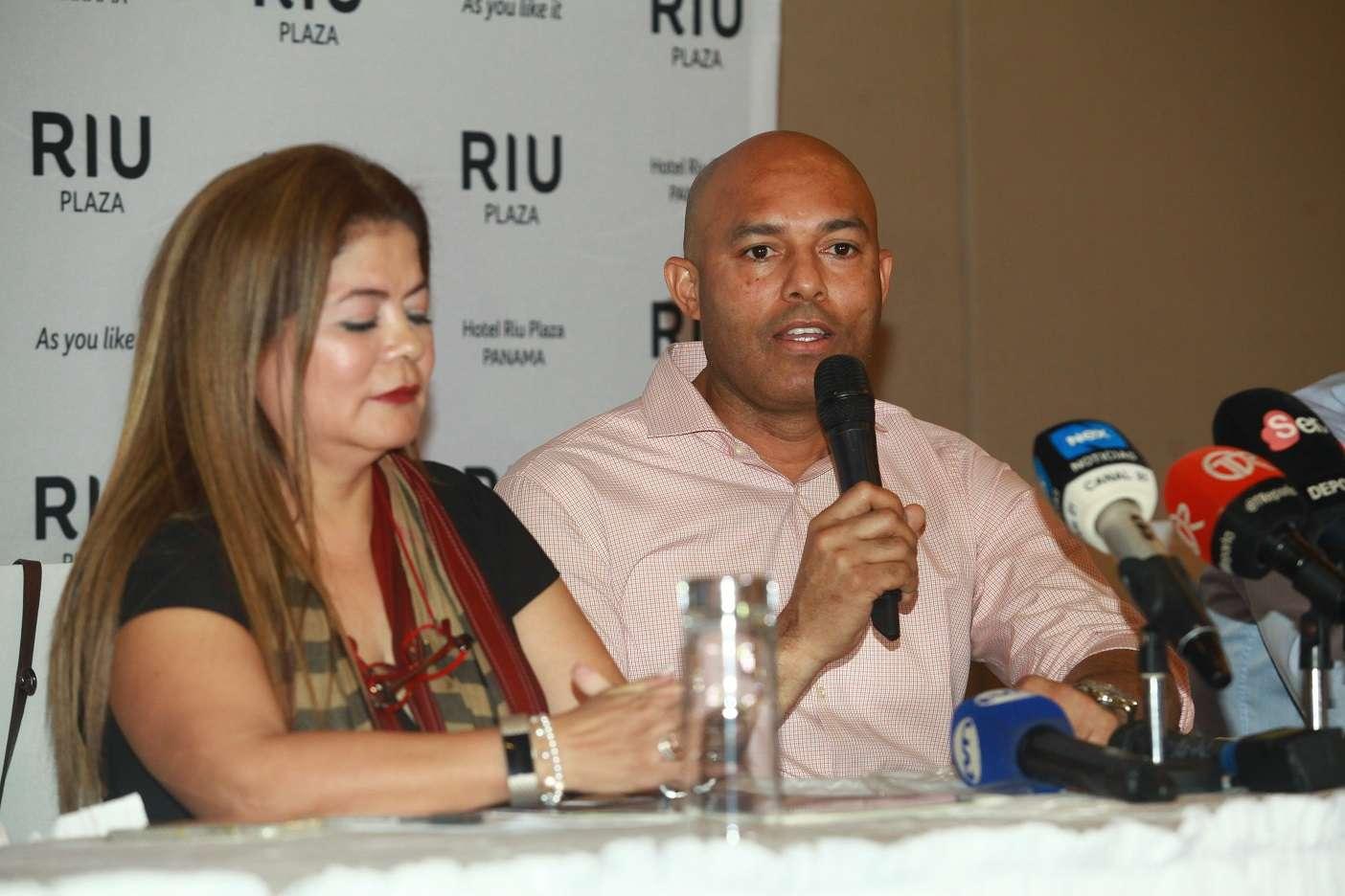 "Expelotero Mariano Rivera ""Mo"". Foto: Anayansi Gamez"