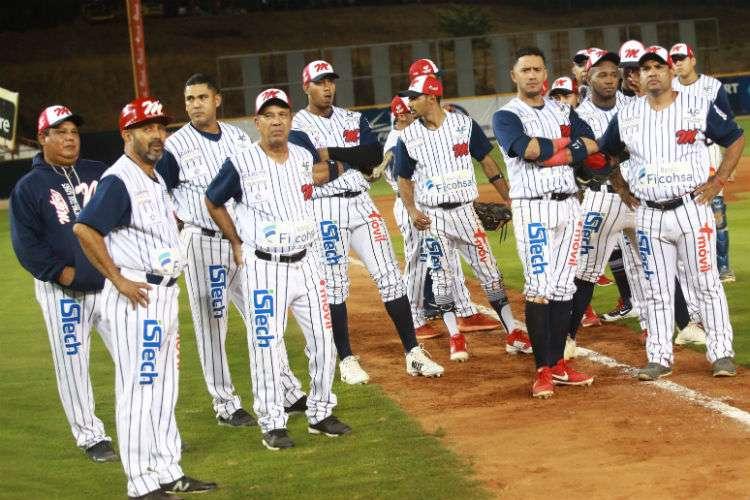 Panamá Metro es uno de los equipos clasificados a la ronda de ocho equipos del Campeonato Nacional de Béisbol Mayor. Foto: Anayansi Gamez