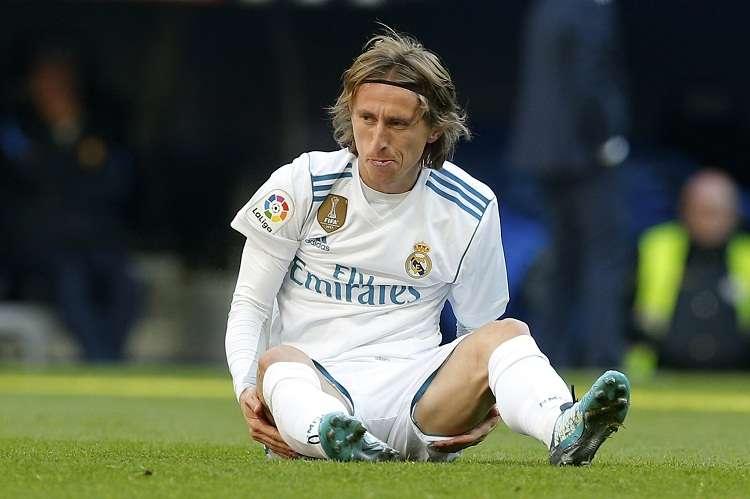 Lucas Modric tiene contrato con el Real Madrid hasta 2020. Foto: AP
