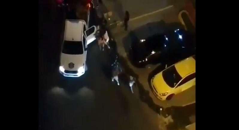 El hecho de sangre tuvo lugar en medio de un intercambio de disparos.