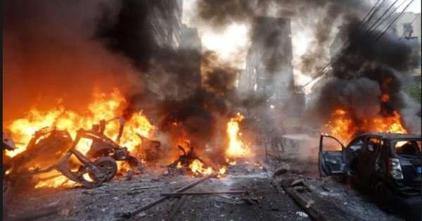 Ataque en Nigeria. Foto/ @okdiario