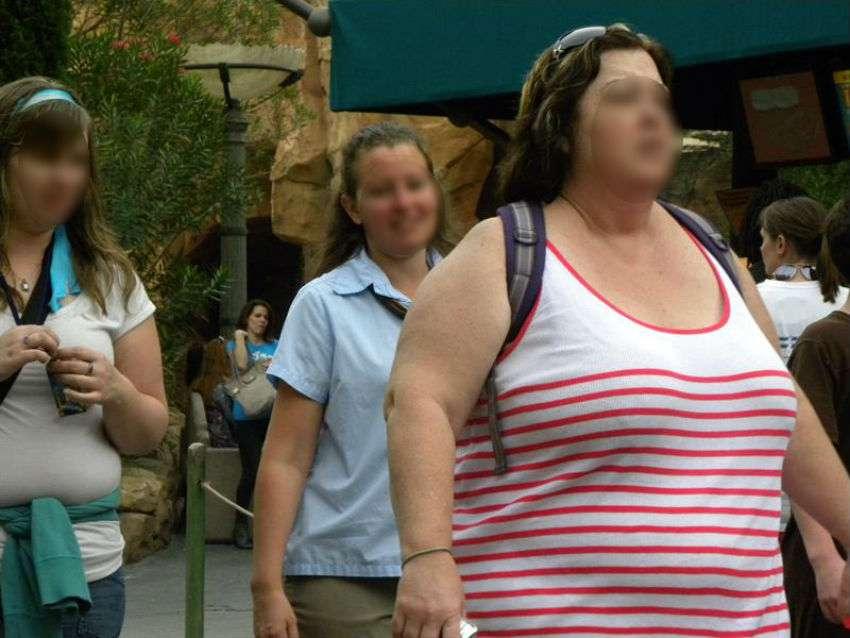 Cerca del 58 % de latinoamericanos y caribeños, unos 360 millones de personas, sufre de sobrepeso, mientras el 23 % (140 millones) padece obesidad. Foto: EFE Ilustrativa