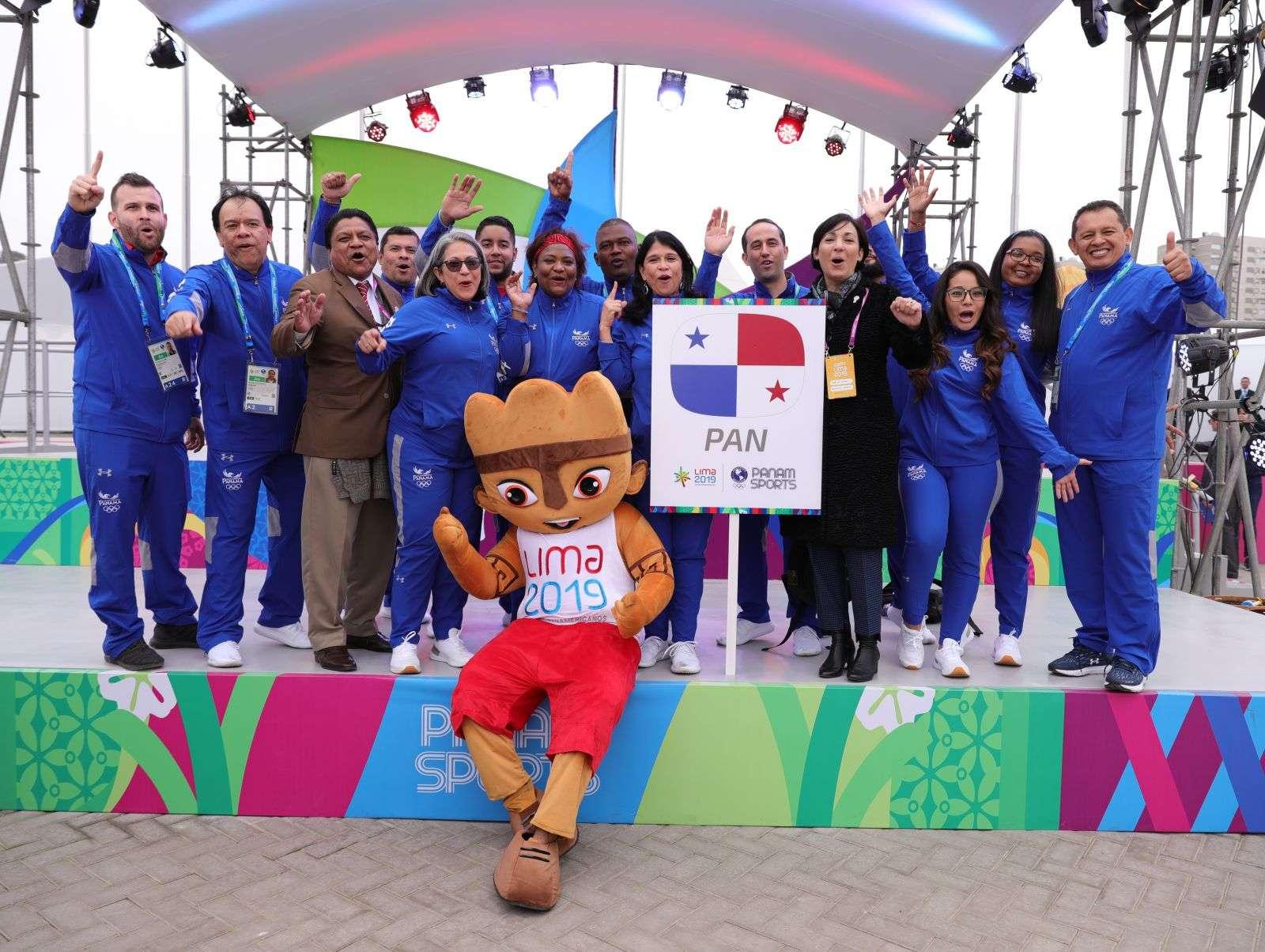 Panamá está representada por 84 atletas, que competirán desde este viernes 26 de julio en 18 deportes. Foto: COP