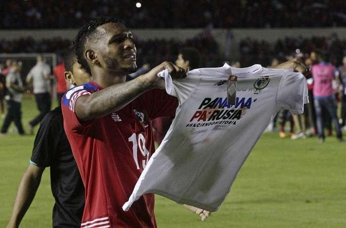Tras ser pieza vital para Panamá en las eliminatorias, Quintero no pudo disputar el Mundial 2018. /EFE
