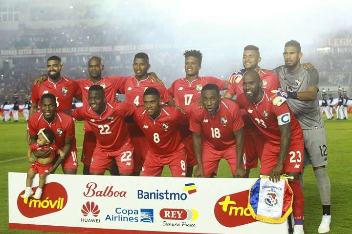 Panamá debutará el 18 de junio en el Mundial de Rusia 2018 ante la selección de Bélgica. Foto Anayansi Gamez