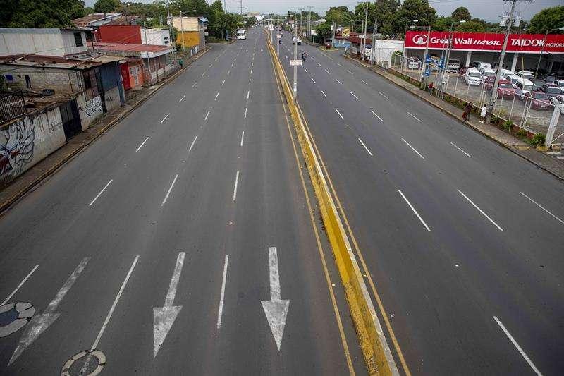 Paro Nacional Nicaragua.