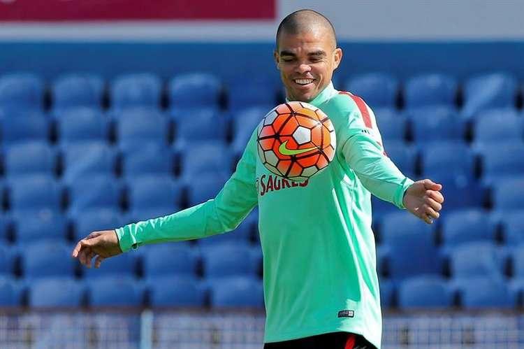 Pepe es uno de los defensores más experimentado de Portugal.