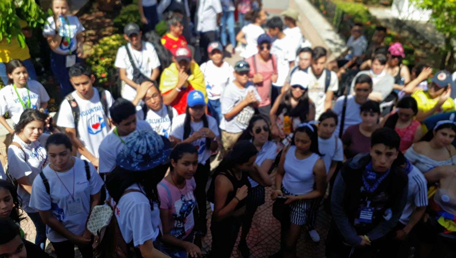Panamá se convirtió en la capital de los jóvenes durante la JMJ