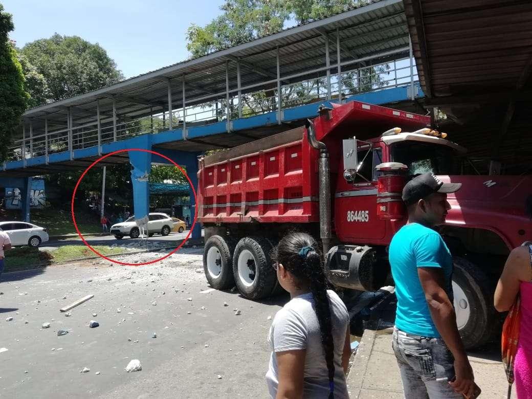 Autoridades investigan cómo ocurrieron los hechos. Foto: @TraficoCPanama
