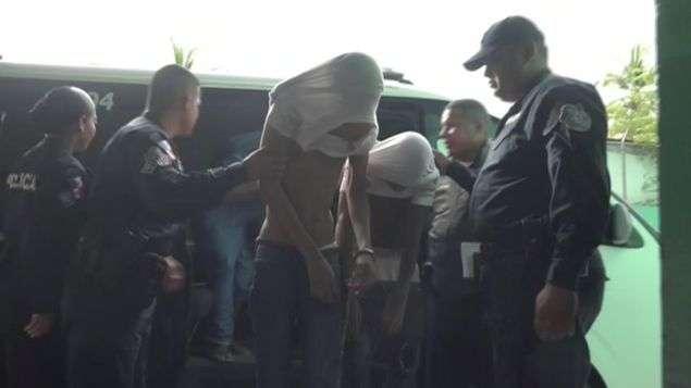 Vista general del ingreso al SPA, de los señalados en el robo a mano armada a un casino de Plaza Tocumen. Foto: Telemetro