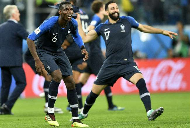 Francia se clasificó a la final del Mundial de Rusia 2018, luego de vencer 1-0 a Bélgica.