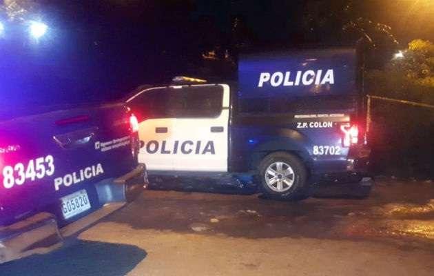 La Policía Nacional no emitió comentarios sobre este nuevo incidente. Foto: Diómedes Sánchez