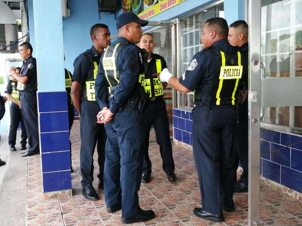Unidades llegaron al Spa de Panamá Oeste: Foto: Eric Montenegro