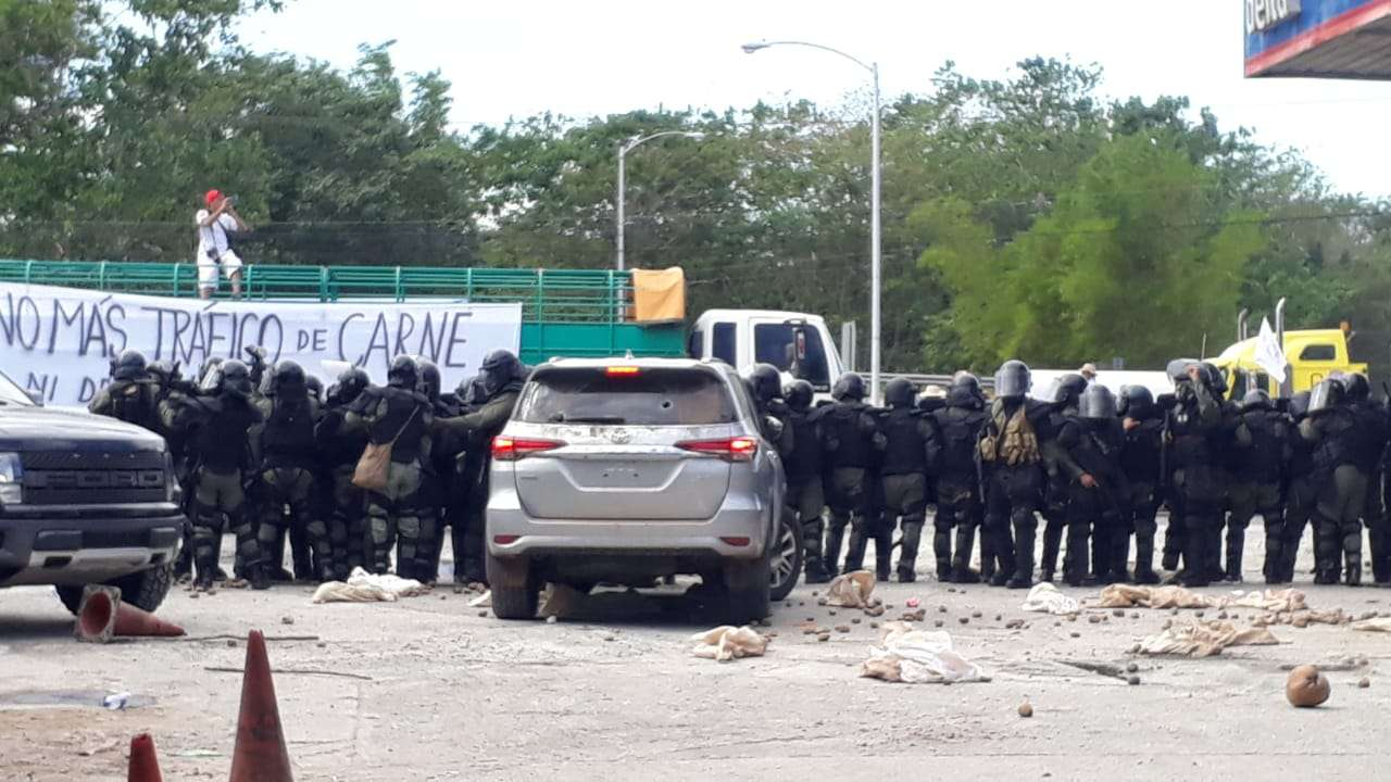 Productores le exigen al gobierno respuestas concretas a las solicitudes que han realizado durante varios meses. Foto: Thays Domínguez