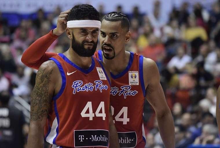 Javier Mojica (44) y Gian Clavell son dos los jugadores boricuas que vendrán a Panamá./ Foto Cortesía