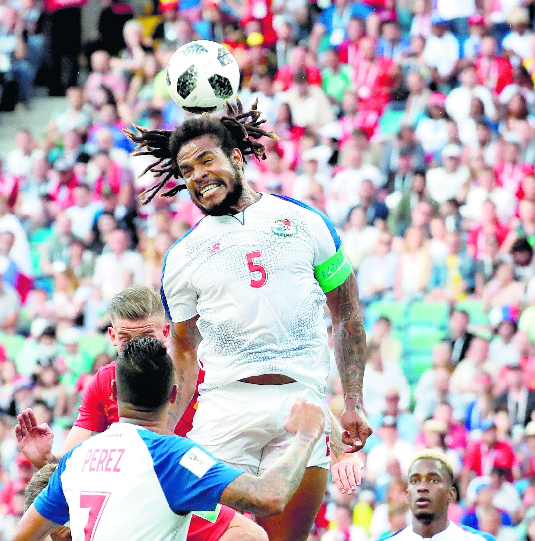 Román Torres es uno de los convocados que estuvieron en el Mundial de Rusia 2018. Foto: AP