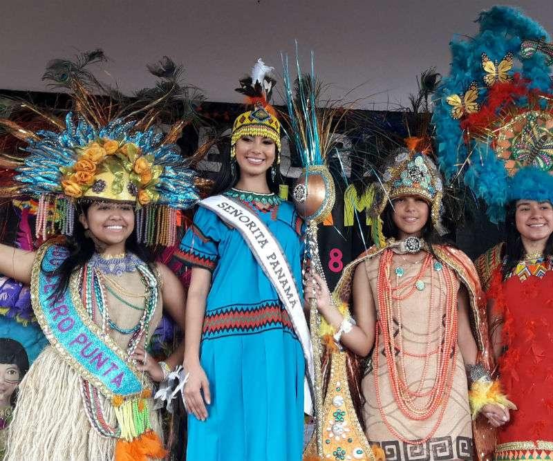 Miss Universo, Rosa Ibeth Montezuma. Foto: Mayra Madrid - Archivo