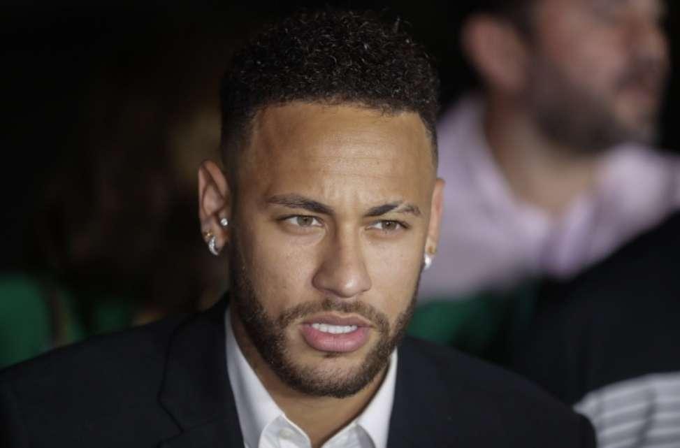 Neymar Jr. /AP