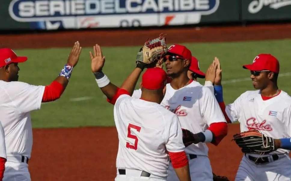 Los cubanos son grandes animadores de la Serie del Caribe.