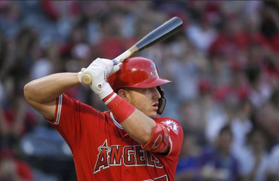 Mike Trout /Foto: AP