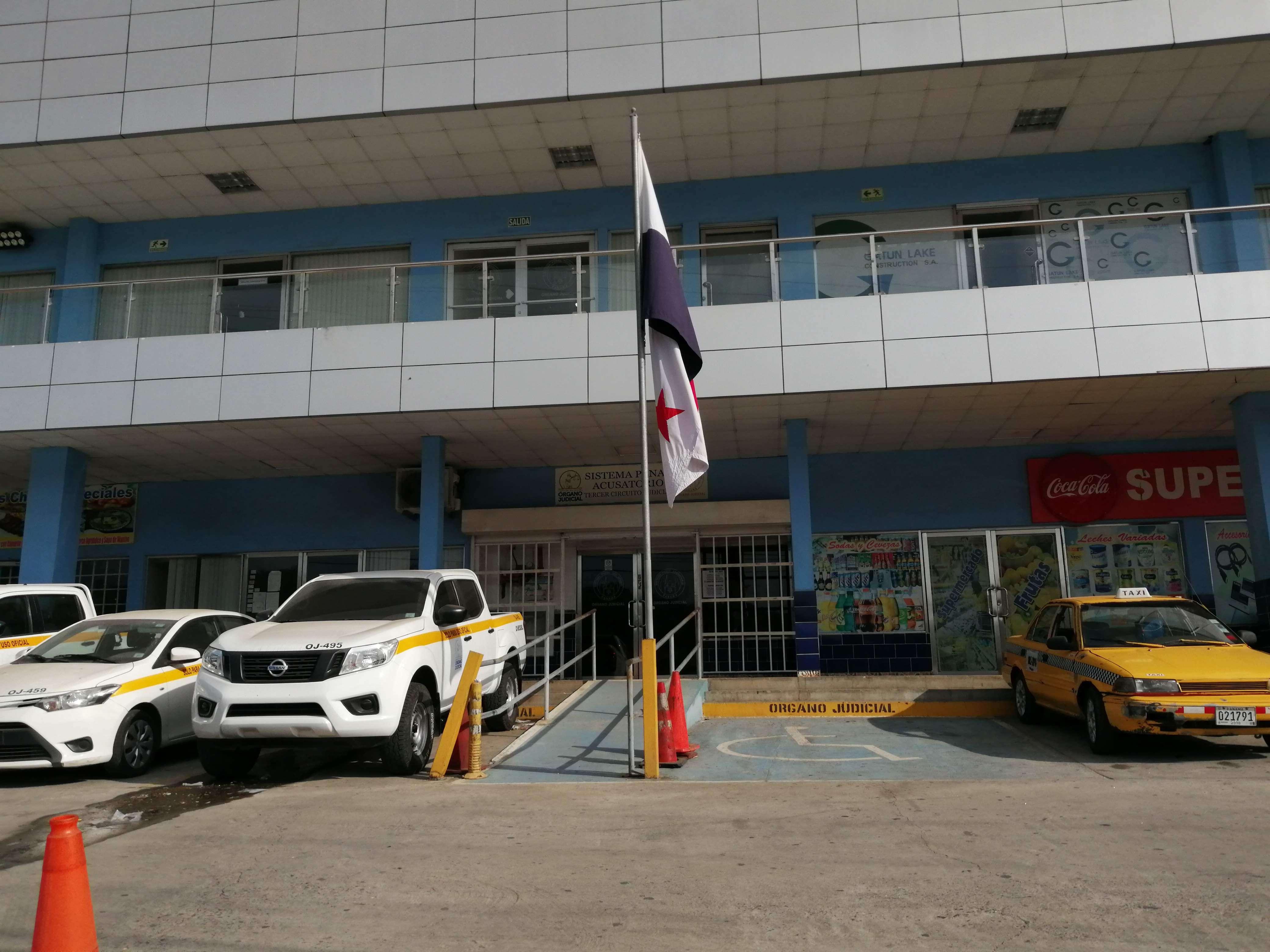 Vista general de la sede del Sistema Penal Acusatorio de Panamá Oeste. Foto: Eric Montenegro