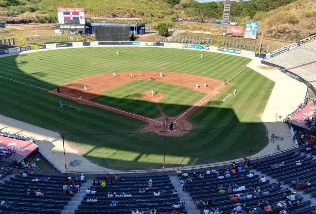 Estadio Rod Carew, ubicado en la ciudad de Panamá.