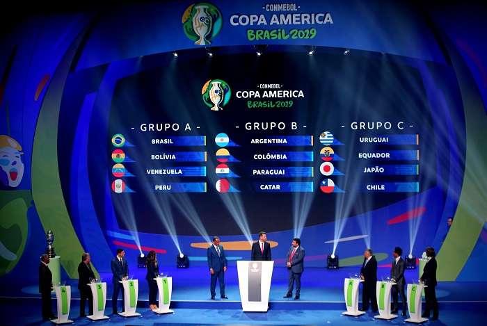 Los tres grupos fueron definidos en un sorteo realizado en la Ciudad de las Artes de Río de Janeiro. /EFE