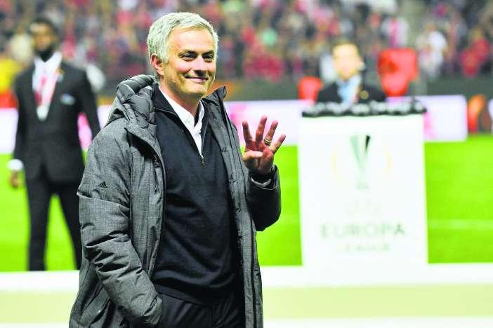 José Mourinho, entrenador del Manchester United. /EFE