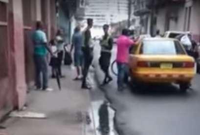 Detienen a taxista por supuesto secuestro