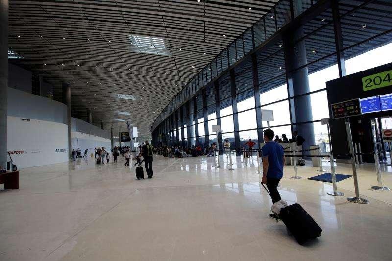 Vista de la terminal (T2) en el aeropuerto internacional de Tocumen, en Ciudad de Panamá (Panamá). EFEArchivo