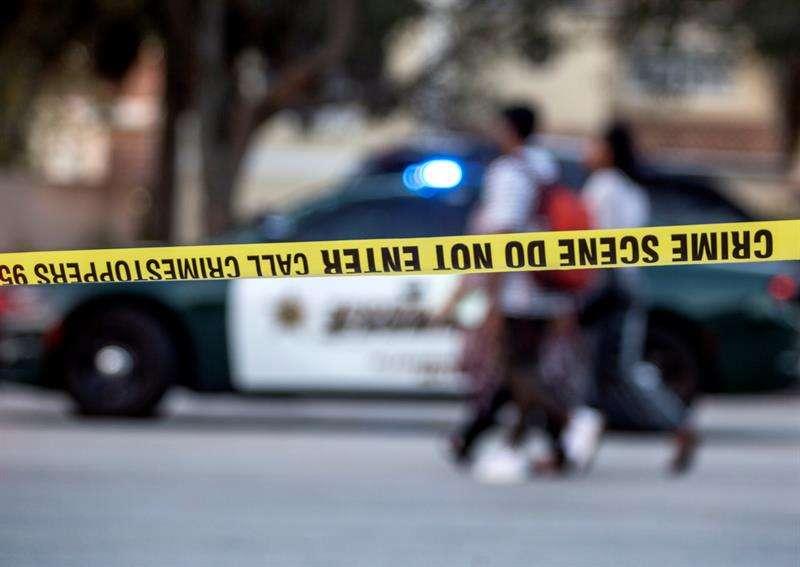 Nueve de las personas heridas recibieron impactos de bala. EFE