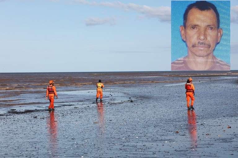 Un pie de fuerza de más de 112 personas buscaron al pescador por más de 72 horas, sin éxito.