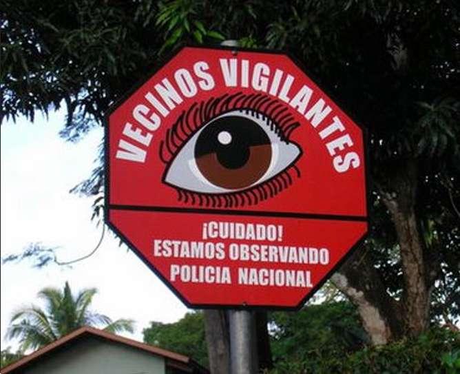 """Piden reactivas programa """"Vecinos vigilantes""""."""