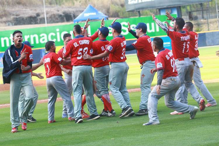 Veraguas ha tenido una buena serie regular en el Campeonato Nacional de Béisbol Mayor. Foto: Anayansi Gamez