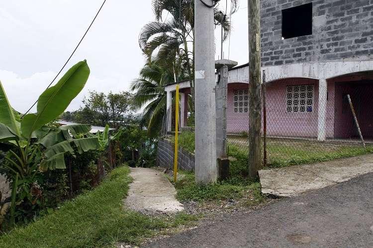 Escena del atraco en Villa María. Foto/Edwards Santos