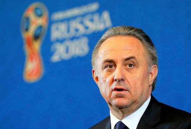 Vitali Mutkó dejará de encargarse del deporte en el nuevo Gobierno ruso.